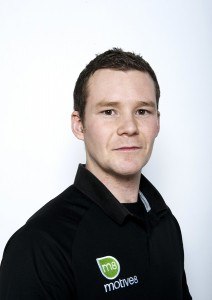 motive8 North personal trainer, Ieuan