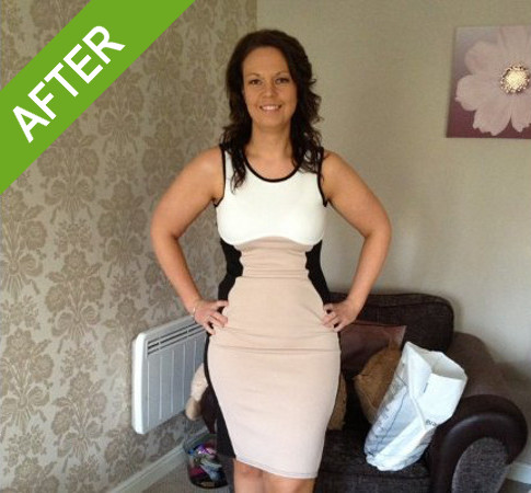 personal training client lynette-after