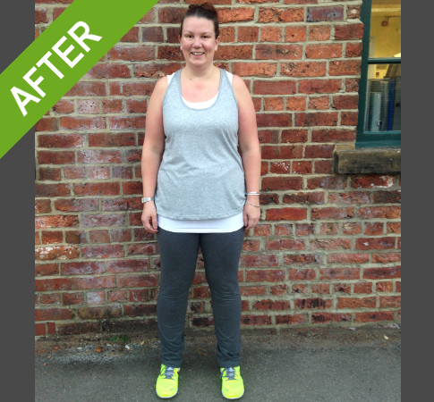 personal training client rachel-after