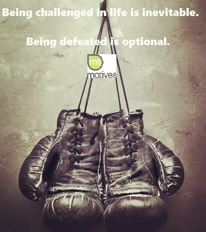 #motivationalmonday rise up to the challenge! #nodefeat #neverdefeated #challengeaccepted #lifechallenges #challenges #mondaymotivation