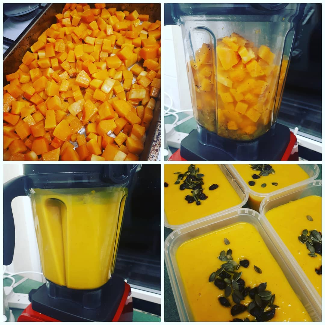 #foodiefriday #food #soup #butternutsquash #health #healthyeating #nutritionist #nutrition #eatwell #personaltrainer #personaltraining #nutrients #fitness #healthylifestyle #healthyliving